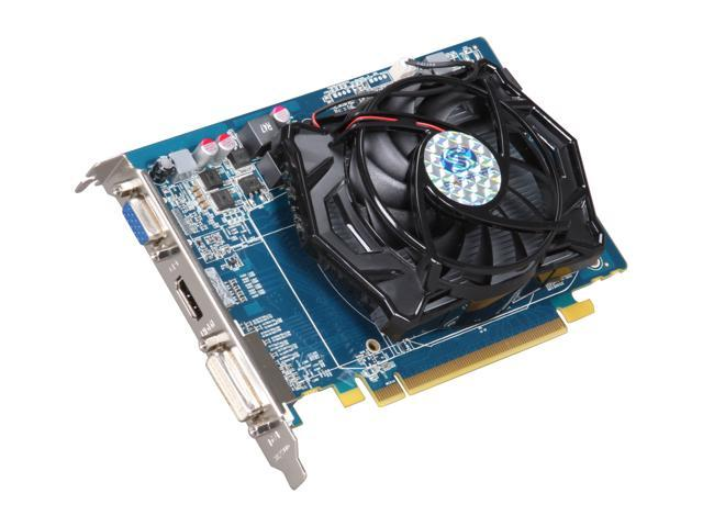 SAPPHIRE Radeon HD 5670 (Redwood) DirectX 11 100287VGAL 512MB 128-Bit DDR5 PCI Express 2.1 x16 HDCP Ready Video Card