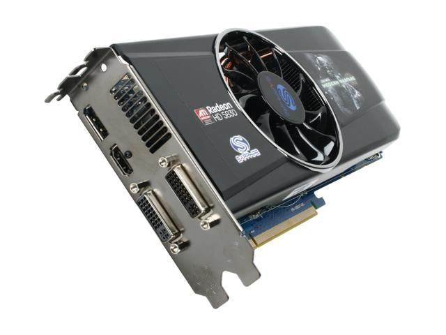 SAPPHIRE Radeon HD 5830 DirectX 11 100297SR Video Card Call of Duty (COD) Edition w/ ATI Eyefinity Technology