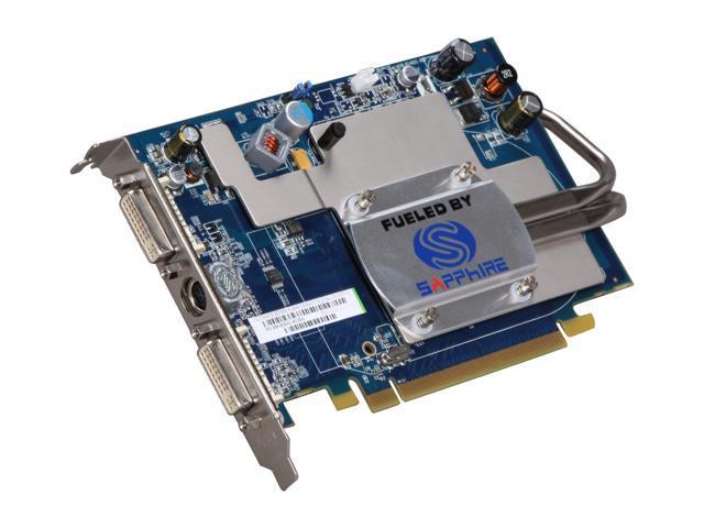 SAPPHIRE Radeon HD 3650 DirectX 10.1 100236UL Video Card