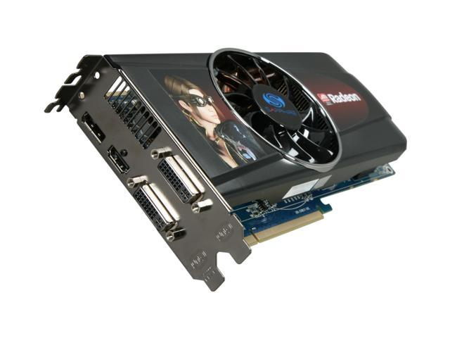 SAPPHIRE Radeon HD 5850 (Cypress Pro) DirectX 11 100282-3SR 1GB 256-Bit DDR5 PCI Express 2.0 x16 HDCP Ready CrossFireX Support Video Card w/ Eyefinity