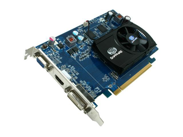 SAPPHIRE Radeon HD 5550 DirectX 11 100294L Video Card