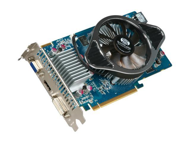 SAPPHIRE Radeon HD 4850 DirectX 10.1 100245DDR5L 512MB 256-Bit DDR5 PCI Express 2.0 x16 HDCP Ready CrossFireX Support Video Card