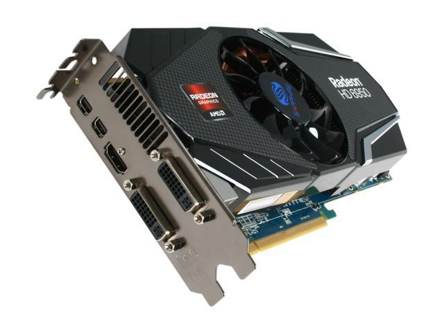 SAPPHIRE Radeon HD 6950 DirectX 11 100312-1GSR 1GB 256-Bit GDDR5 PCI Express 2.1 x16 HDCP Ready CrossFireX Support Video Card with Eyefinity