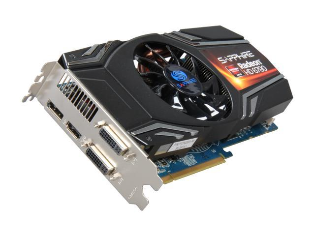 SAPPHIRE Radeon HD 6790 DirectX 11 100316L Video Card