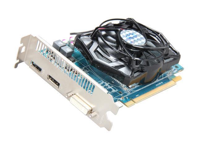 SAPPHIRE Radeon HD 6670 DirectX 11 100326L 1GB 128-Bit GDDR5 PCI Express 2.1 x16 HDCP Ready Video Card