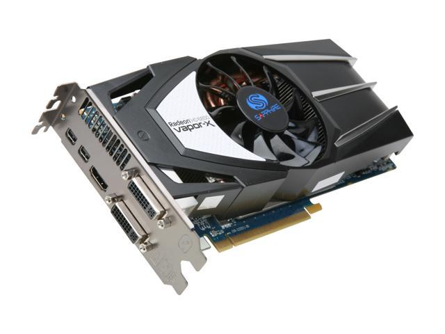 SAPPHIRE Vapor-X Radeon HD 6850 DirectX 11 100315VXL 1GB 256-Bit GDDR5 PCI Express 2.1 x16 HDCP Ready CrossFireX Support Video Card