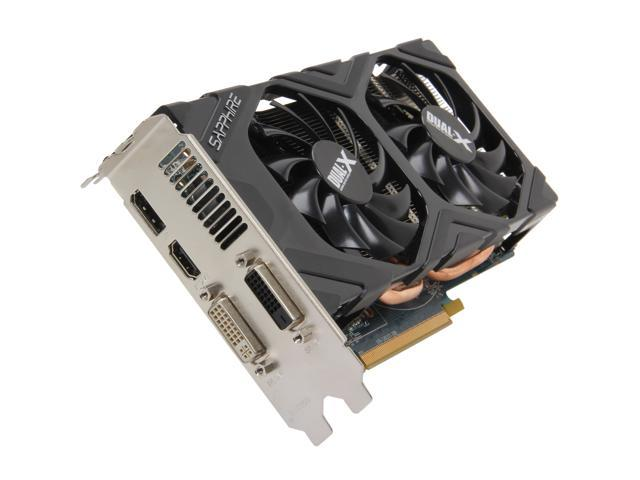 SAPPHIRE Radeon HD 7850 DirectX 11 100355L Video Card