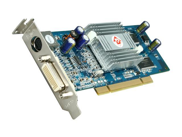 DIAMOND Radeon 9250 DirectX 8 S9250PLDM128 128MB 64-Bit DDR PCI Low Profile Ready Video Card