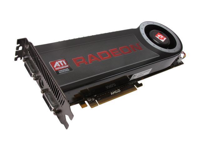 DIAMOND Radeon HD 4870 X2 DirectX 10.1 4870X2PE52G Video Card