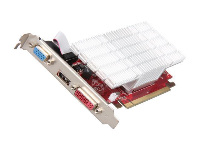 DIAMOND Radeon HD 6450 DirectX 11 6450PE31G 1GB 64-Bit GDDR3 PCI Express 2.1 x16 HDCP Ready CrossFireX Support Video Card