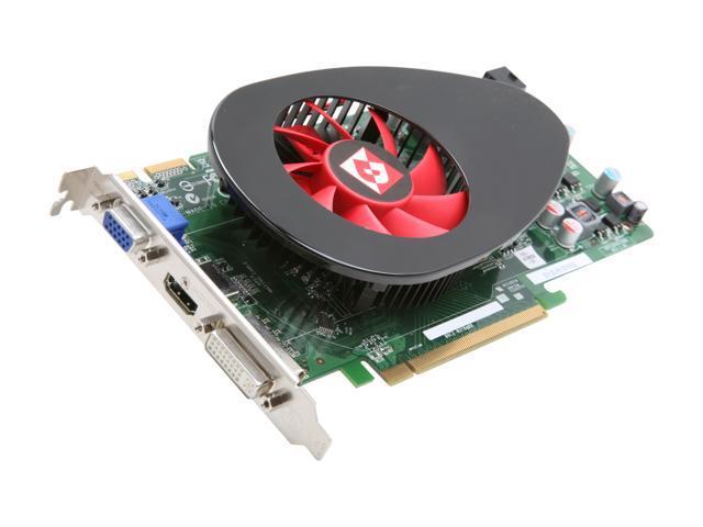 DIAMOND Radeon HD 6750 DirectX 11 6750PE51GSB Video Card