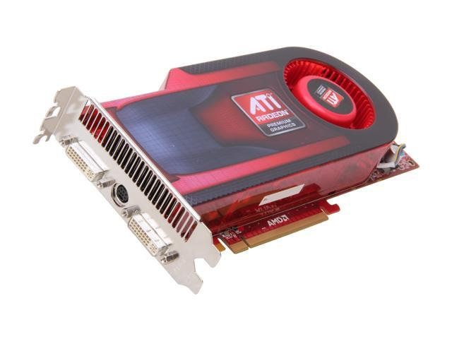 DIAMOND Radeon HD 4890 DirectX 10.1 A4890PE51G 1GB 256-Bit GDDR5 PCI Express 2.0 x16 HDCP Ready CrossFireX Support Video Card