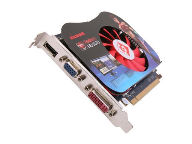 DIAMOND Radeon HD 6570 DirectX 11 6570PE32G Video Card