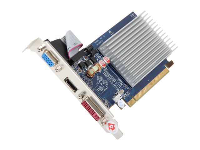 DIAMOND HD 5000 Radeon HD 5450 DirectX 11 5450PE31G 1GB GDDR3 PCI Express 2.1 x16 HDCP Ready Plug-in Card Video Card