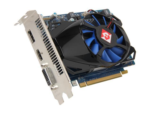 DIAMOND Radeon HD 7750 DirectX 11 7750PE51G Video Card