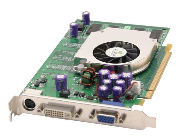 PROLINK GeForce 6200 DirectX 9 PV-N43VE(128LD) 128MB 64-Bit DDR PCI Express x16 Video Card