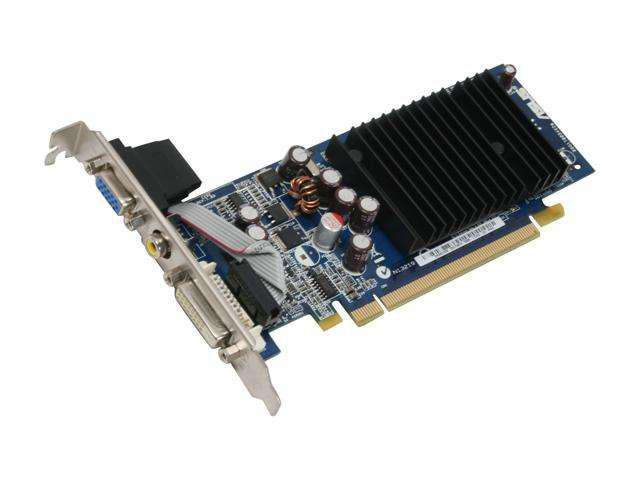 ASUS GeForce 6200LE DirectX 9 EN6200LE/TC256/TD/64 Video Card