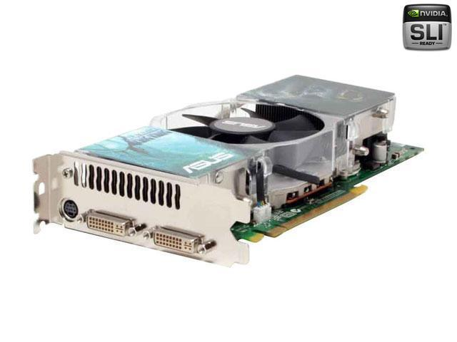 ASUS GeForce 7900GTX DirectX 9 EN7900GTX/2PHT/512M Video Card