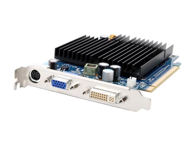 ASUS GeForce 8500 GT DirectX 10 EN8500GTSILENT/HTD/256 Video Card