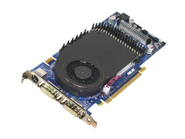 ASUS EN6800GT/2DT/256MB GeForce 6800GT 256MB 256-bit GDDR3 PCI Express x16 SLI Supported Video Card
