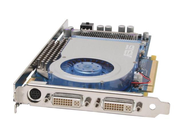 ASUS GeForce 7800GT DirectX 9 EN7800GT/2DHTV/256M Video Card