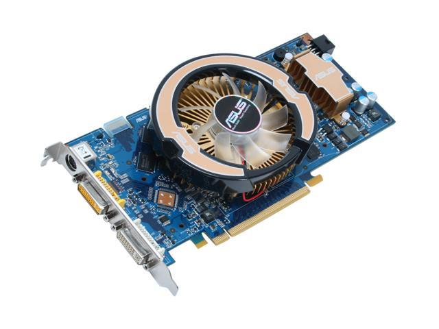 ASUS GeForce 8800 GT DirectX 10 EN8800GT/G/HTDP/512M 512MB 256-Bit GDDR3 PCI Express 2.0 x16 HDCP Ready SLI Support Video Card