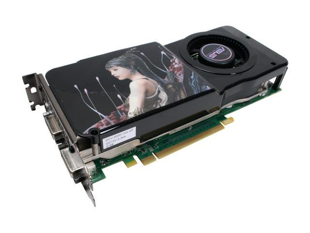 ASUS GeForce 8800GTS (G92) DirectX 10 EN8800GTS TOP/HTDP/512M/A 512MB 256-Bit GDDR3 PCI Express 2.0 x16 HDCP Ready SLI Support Video Card
