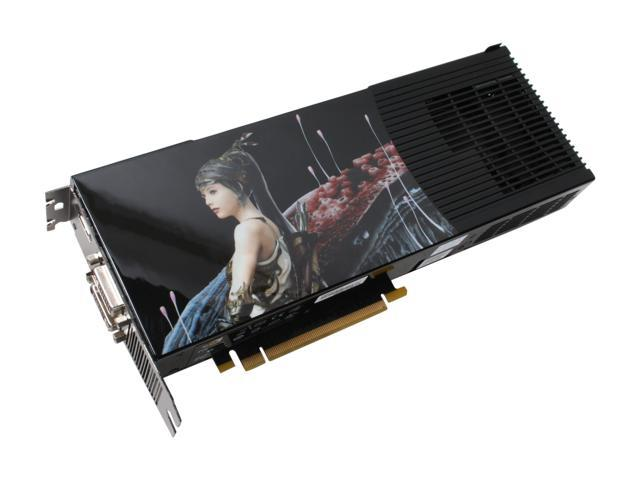 ASUS 9 GeForce 9800 GX2 DirectX 10 EN9800GX2/G/2DI/1G 1GB (512MB per GPU) 512-bit (256-bit per GPU) GDDR3 PCI Express 2.0 x16 HDCP Ready SLI Support Video Card