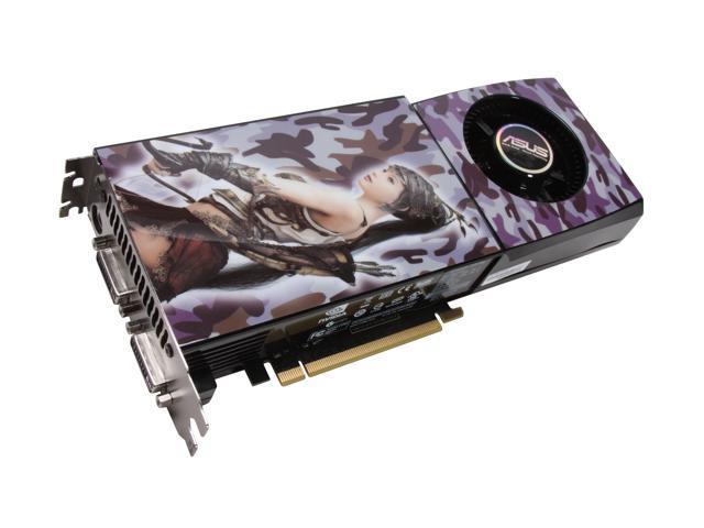 ASUS GeForce GTX 280 DirectX 10 ENGTX280/HTDP/1G Video Card