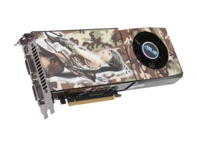 ASUS GeForce GTX 260 DirectX 10 ENGTX260/HTDP/896M Video Card