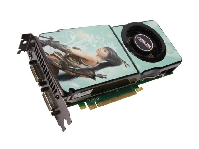 ASUS GeForce 9800 GT DirectX 10 EN9800GT ULTIMATE/HTDP/512M 512MB 256-Bit GDDR3 PCI Express 2.0 x16 HDCP Ready SLI Support Video Card