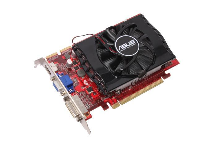 ASUS Radeon HD 4670 DirectX 10.1 EAH4670/DI/512M/A Video Card