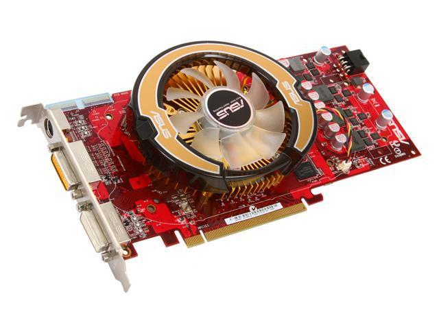 ASUS Radeon HD 4850 DirectX 10.1 EAH4850/HTDI/1G Video Card
