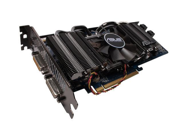 ASUS GeForce 9800 GTX+ DirectX 10 EN9800GTX+ DK/HTDI/512M Video Card