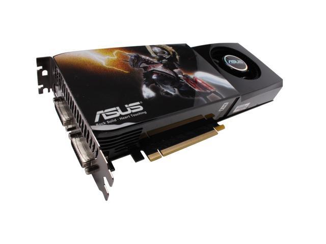 ASUS GeForce GTX 285 DirectX 10 ENGTX285 TOP/HTDI/1GD3 Video Card