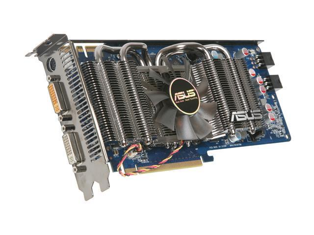 ASUS GeForce GTS 250 DirectX 10 ENGTS250 DK/HTDI/512MD3 Video Card