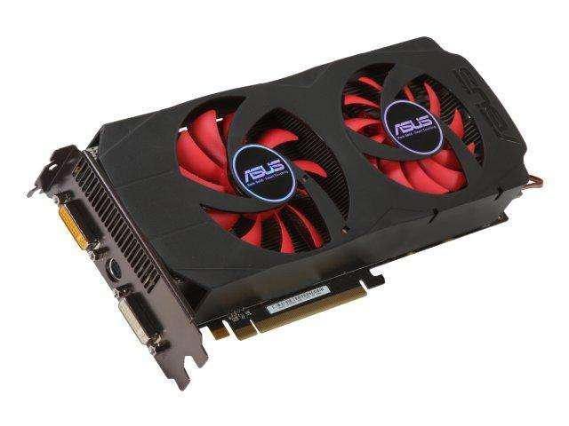ASUS Radeon HD 4890 DirectX 10.1 EAH4890/HTDI/1GD5 Video Card
