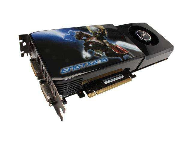 ASUS GeForce GTX 275 DirectX 10 ENGTX275/HTDI/896MD3 Video Card