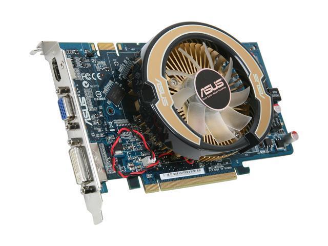 ASUS GeForce 9600 GT DirectX 10 EN9600GT/DI/512MD3 Video Card