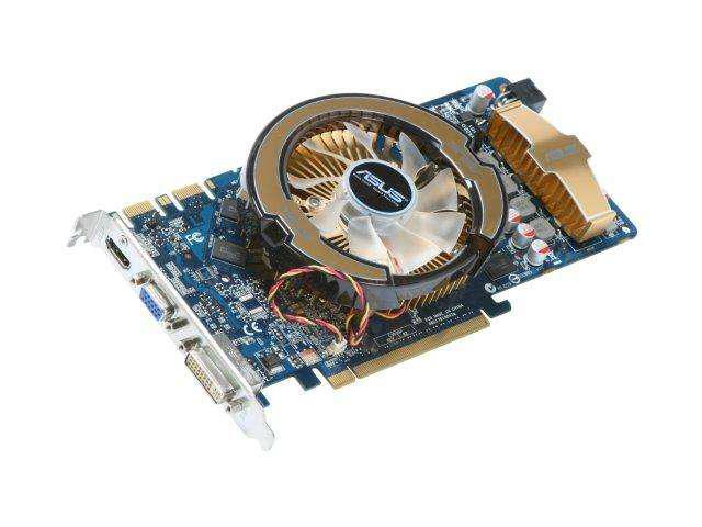 ASUS GeForce GTS 250 DirectX 10 ENGTS250/DI/512MD3 Video Card