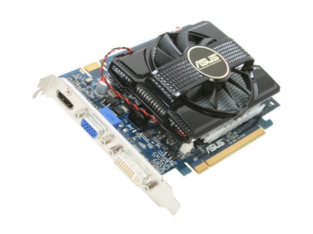 ASUS GeForce 9500 GT DirectX 10 EN9500GT/DI/1GD2/V2/A Video Card