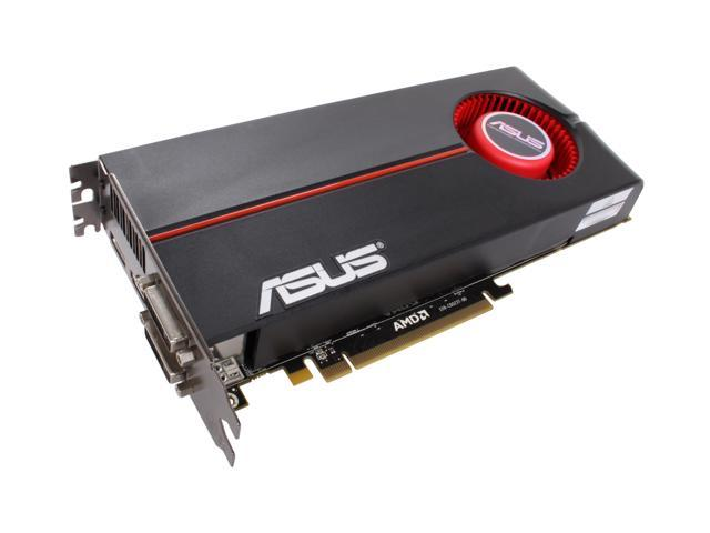 ASUS EAH5850/G/2DIS/1GD5 Radeon HD 5850 1GB 256-bit GDDR5 PCI Express 2.0 x16 HDCP Ready CrossFire Supported Video Card w/ATI Eyefinity