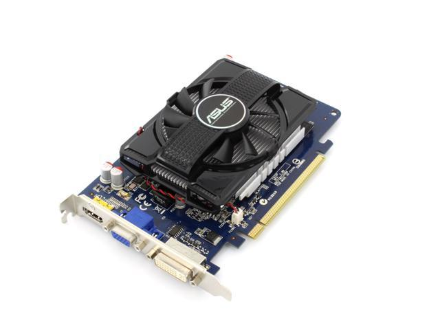 ASUS GeForce GT 240 DirectX 10.1 ENGT240/DI/512MD5/A Video Card