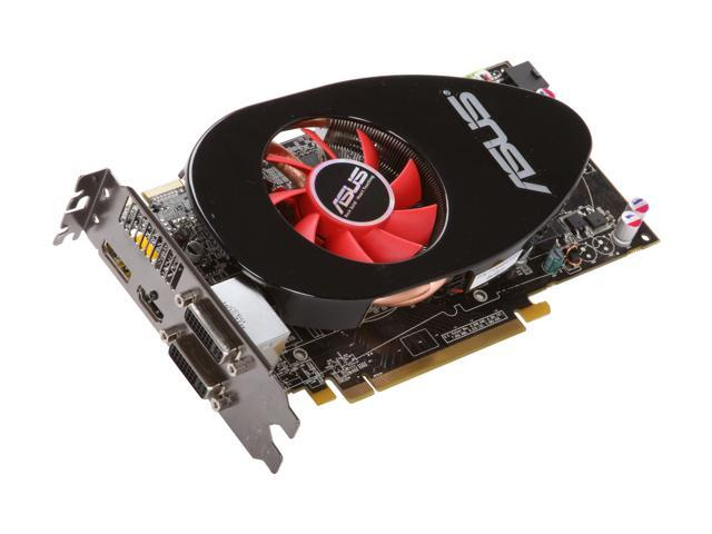 ASUS Radeon HD 5770 DirectX 11 EAH5770/2DIS/1GD5/V2 Video Card