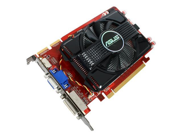ASUS Radeon HD 5670 (Redwood) DirectX 11 EAH5670/DI/1GD5 1GB 128-Bit GDDR5 PCI Express 2.1 x16 HDCP Ready CrossFireX Support Video Card