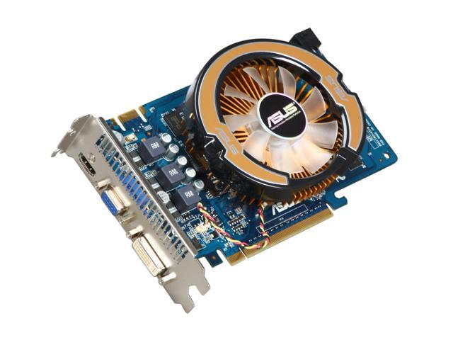 ASUS GeForce GTS 250 DirectX 10 ENGTS250/DI/512MD3/WW 512MB 256-Bit GDDR3 PCI Express 2.0 x16 HDCP Ready SLI Support Video Card