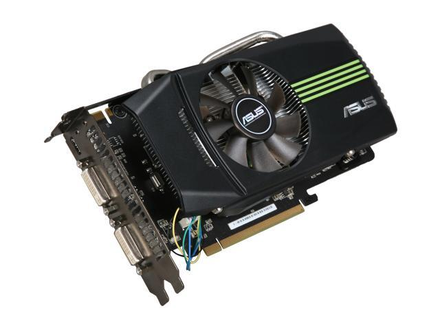 ASUS GeForce GTX 460 (Fermi) DirectX 11 ENGTX460 DirectCU TOP/2DI/768MD5 Video Card