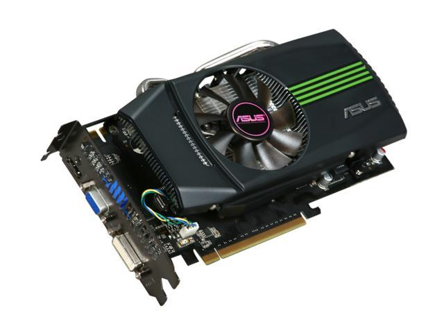 ASUS GeForce GTS 450 (Fermi) DirectX 11 ENGTS450 DIRECTCU/DI/1GD5 1GB 128-Bit DDR5 PCI Express 2.0 x16 HDCP Ready SLI Support Video Card