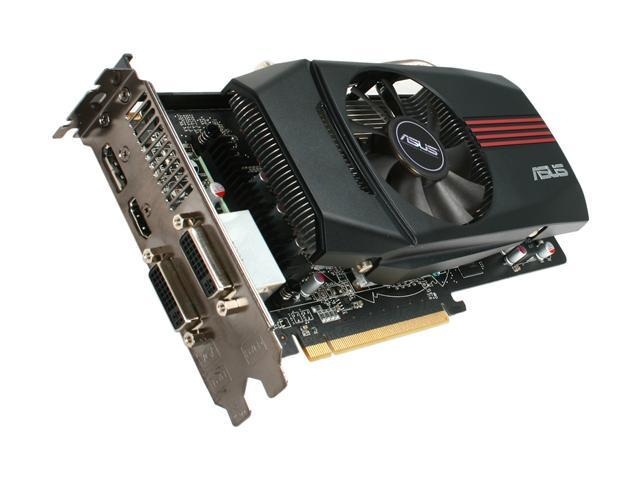 ASUS Radeon HD 6850 DirectX 11 EAH6850 DirectCU/2DIS/1GD5 Video Card with Eyefinity