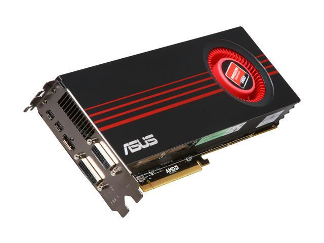 ASUS Radeon HD 6950 DirectX 11 EAH6950/2DI2S/2GD5 Video Card with Eyefinity